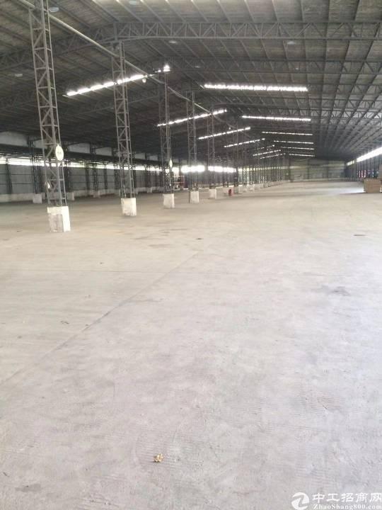 厚街镇桥头村第一工业区新出钢构仓库3000至5000平方米