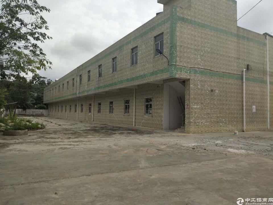 惠阳永湖镇标准厂房出租楼上1100平,10元,可分