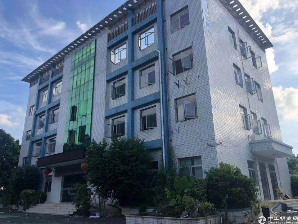 惠州惠城区东江高新区高速路口旁花园式独院独栋厂房招租