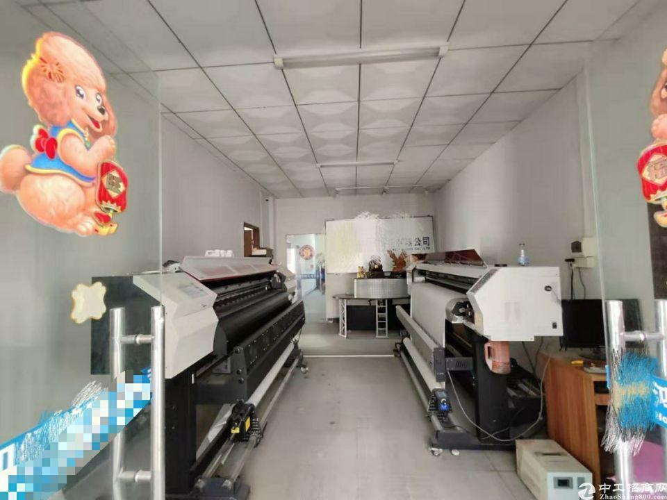 龙岗爱联龙腾工业区新出独院标准厂房楼上两层2000平招租-图3
