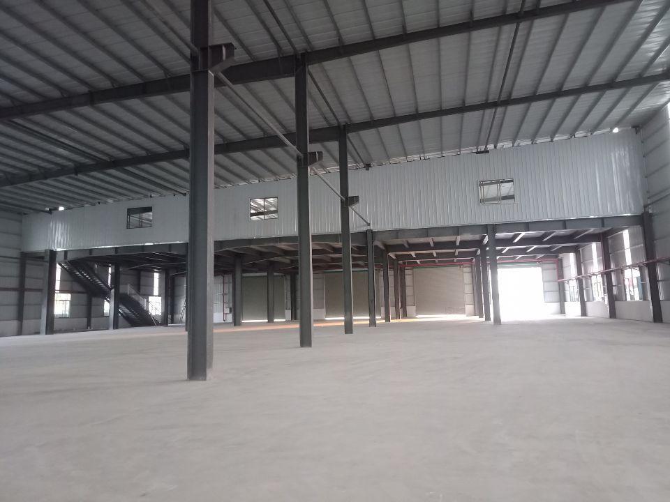 沙田镇独院厂房出租有家貝环评8000方大小可分租可办环评