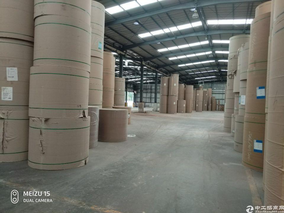 麻涌镇单一层仓库7米高钢构