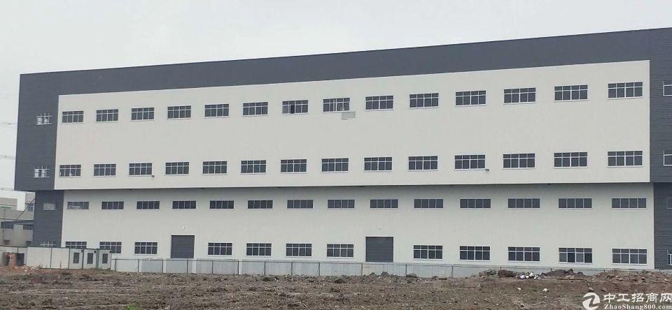 涌靠黄埔新出钢结构物流仓10000平,证件齐全,丙2类消,