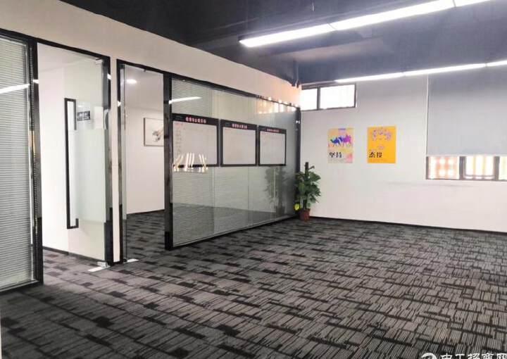 福永地铁站办公室出租195.14平米图片4