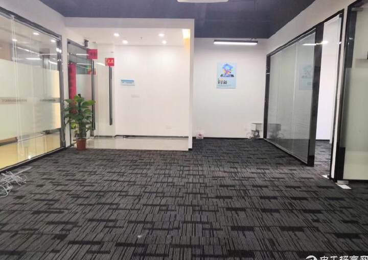福永地铁站办公室出租195.14平米图片2