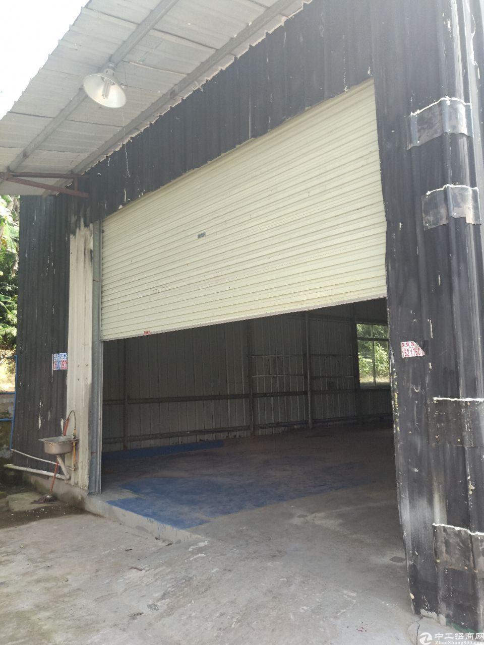 广州厂房300平方证件齐全可办环评仓库