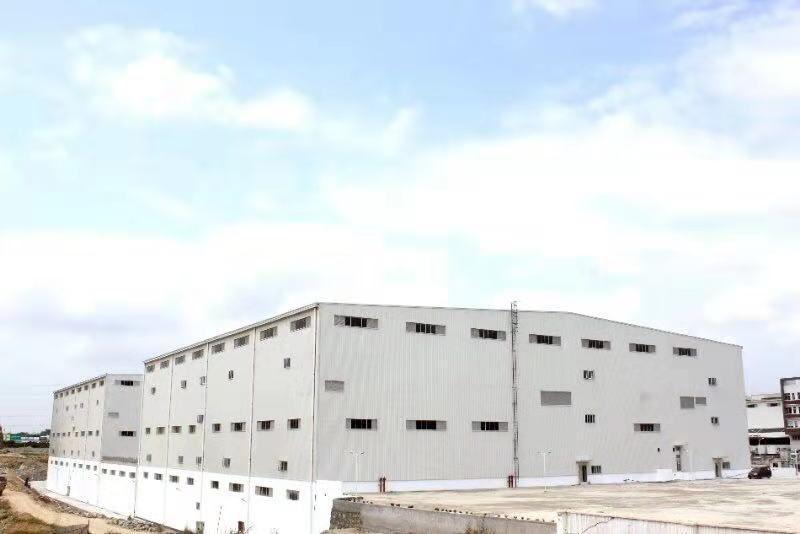 涌靠黄埔新出钢结构物流仓10000平,证件齐全,