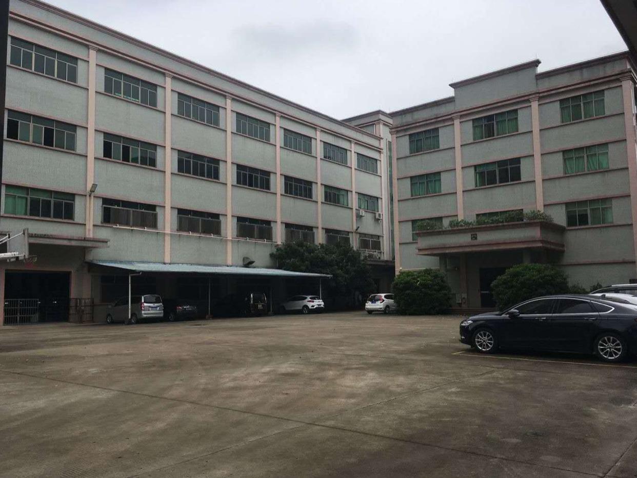 惠州博罗独院标准厂房出租!