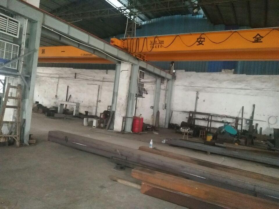 中堂镇新出独栋厂房3500方,可进货柜车,滴水9米,带牛角,