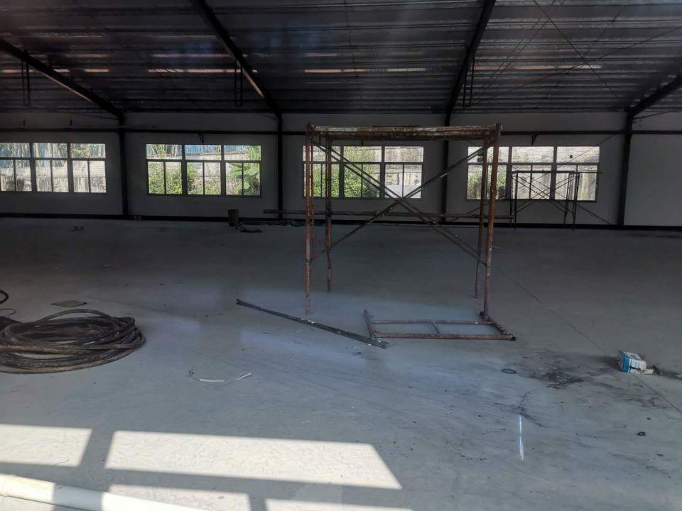 黄埔经济开发区永和新出800平单一层钢构,可分租。-图3