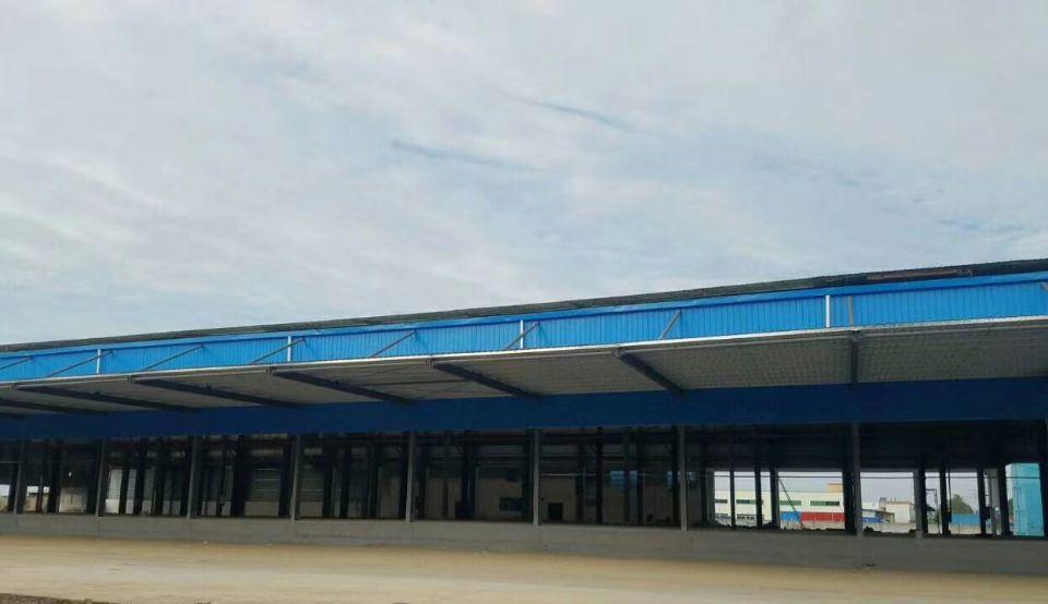涌靠黄埔新出钢结构物流仓15000平,交通方便