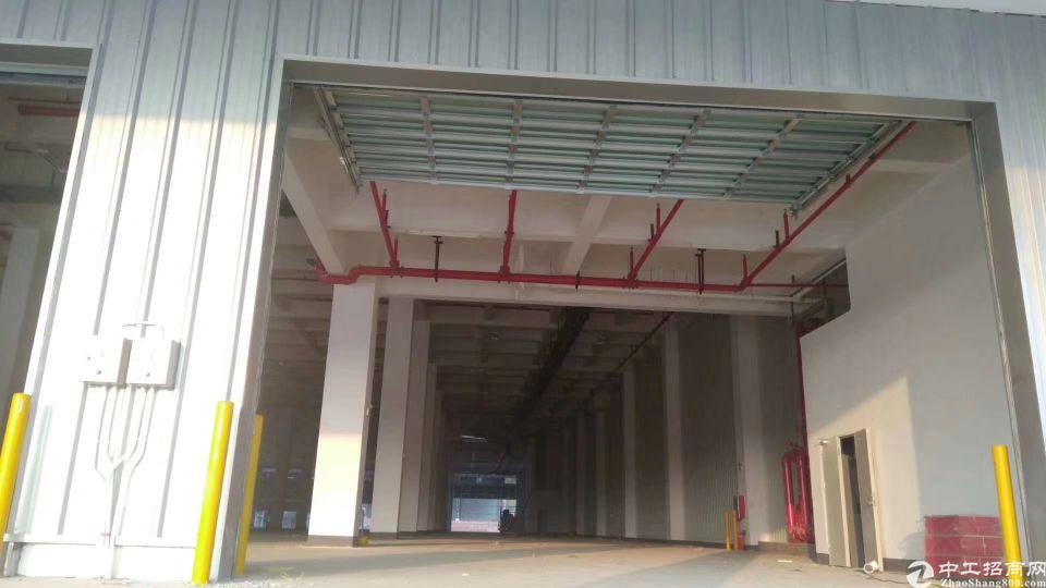 涌靠黄埔新出钢结构物流仓8000平,证件齐全,丙2类消,