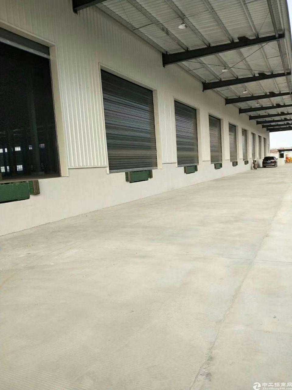 物流仓库单一层钢构
