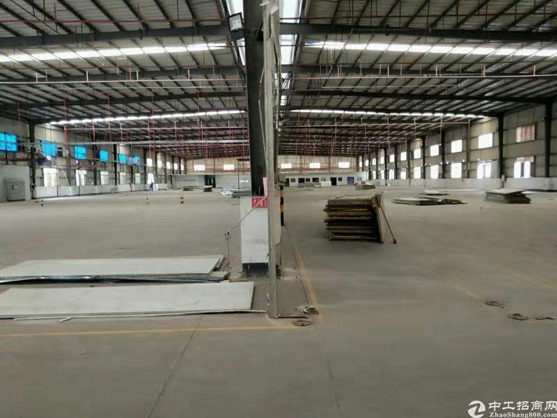 大型重工业厂房2600平方出租