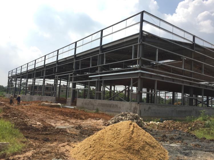 龙溪全新钢构单一层办公楼宿舍国道旁高速路口边