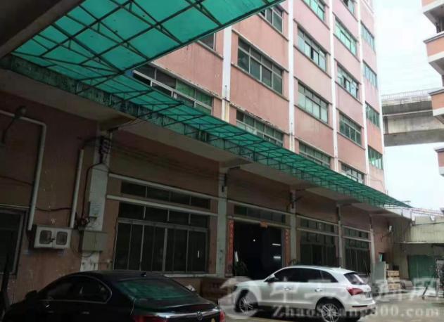 大华大街标准厂房500平方一楼7米高厂房仓库招租
