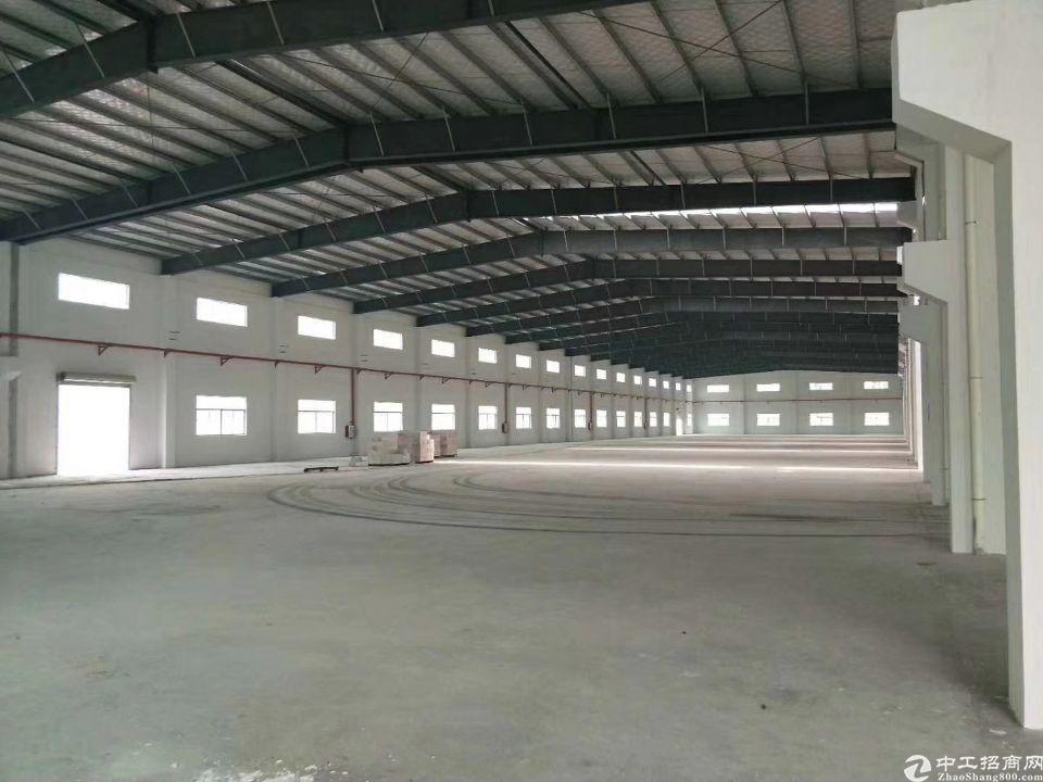 秋长靠近淡水8500平钢构独院厂房出售