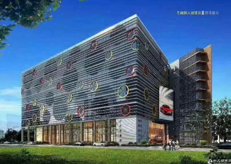 原房东大型豪华独院红本厂房出租4