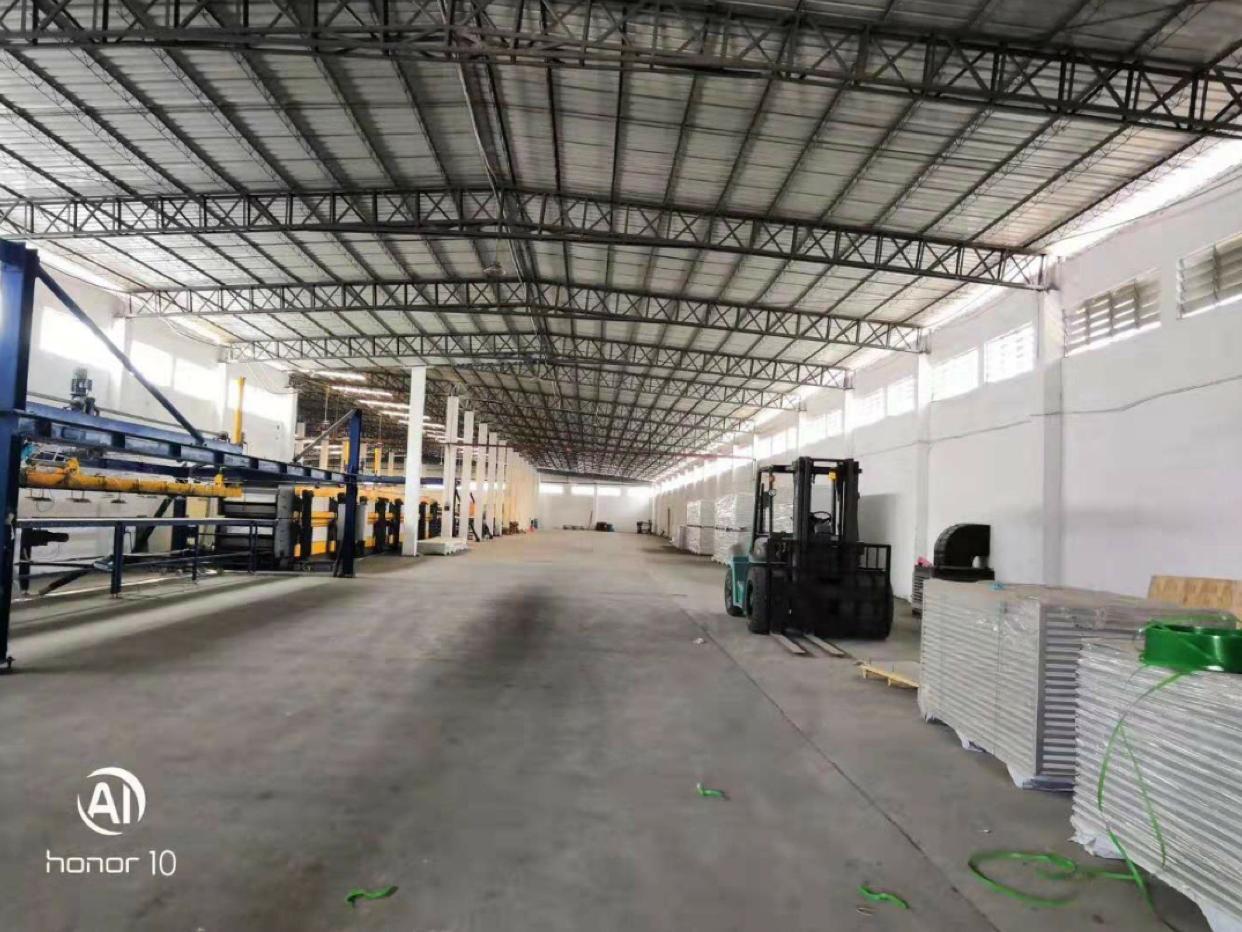 太和单一层钢构11米高厂房仓库出租