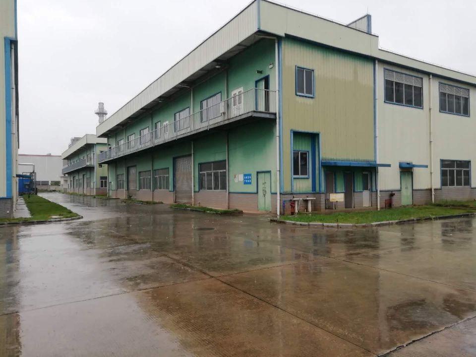 成熟工业区厂房3850平方,证件齐全,位置漂亮招工方便