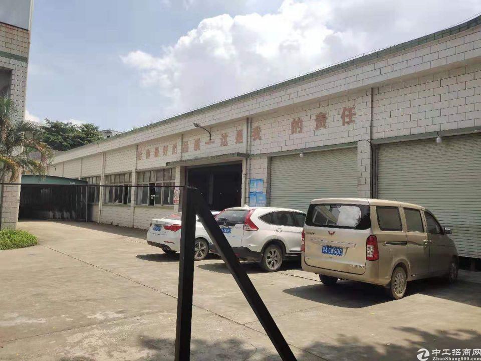 广州市白云区太和镇夏良厂房在