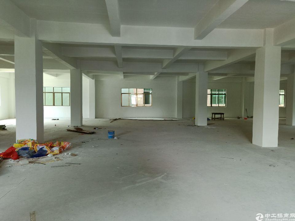 经典小独院标准厂房1-4层2000平方,实际面积出租