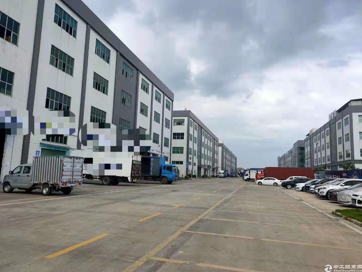 白云区新出独院可办环评2楼900平厂房仓库出租
