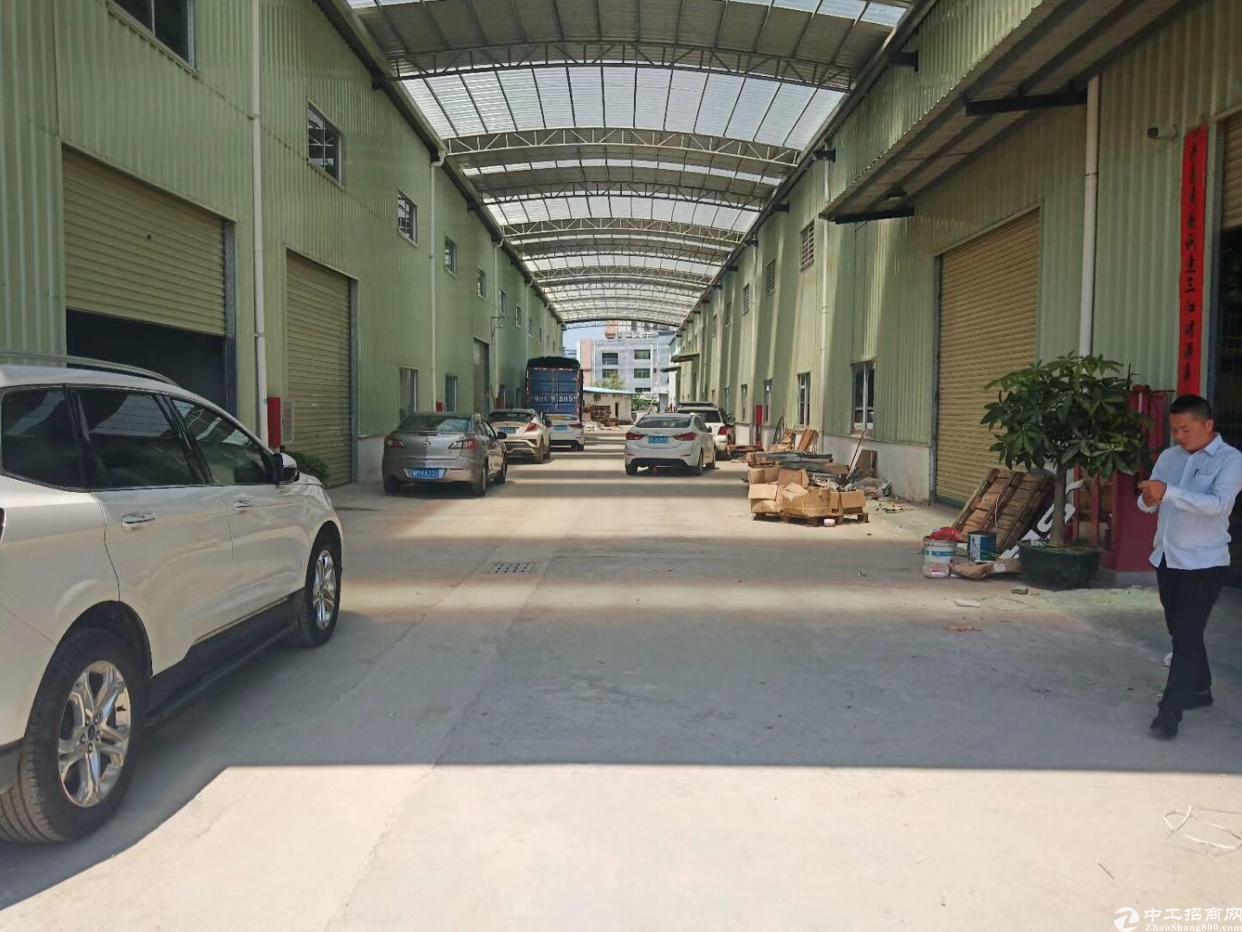 可办家具环评,博罗县省道旁交通便利厂房