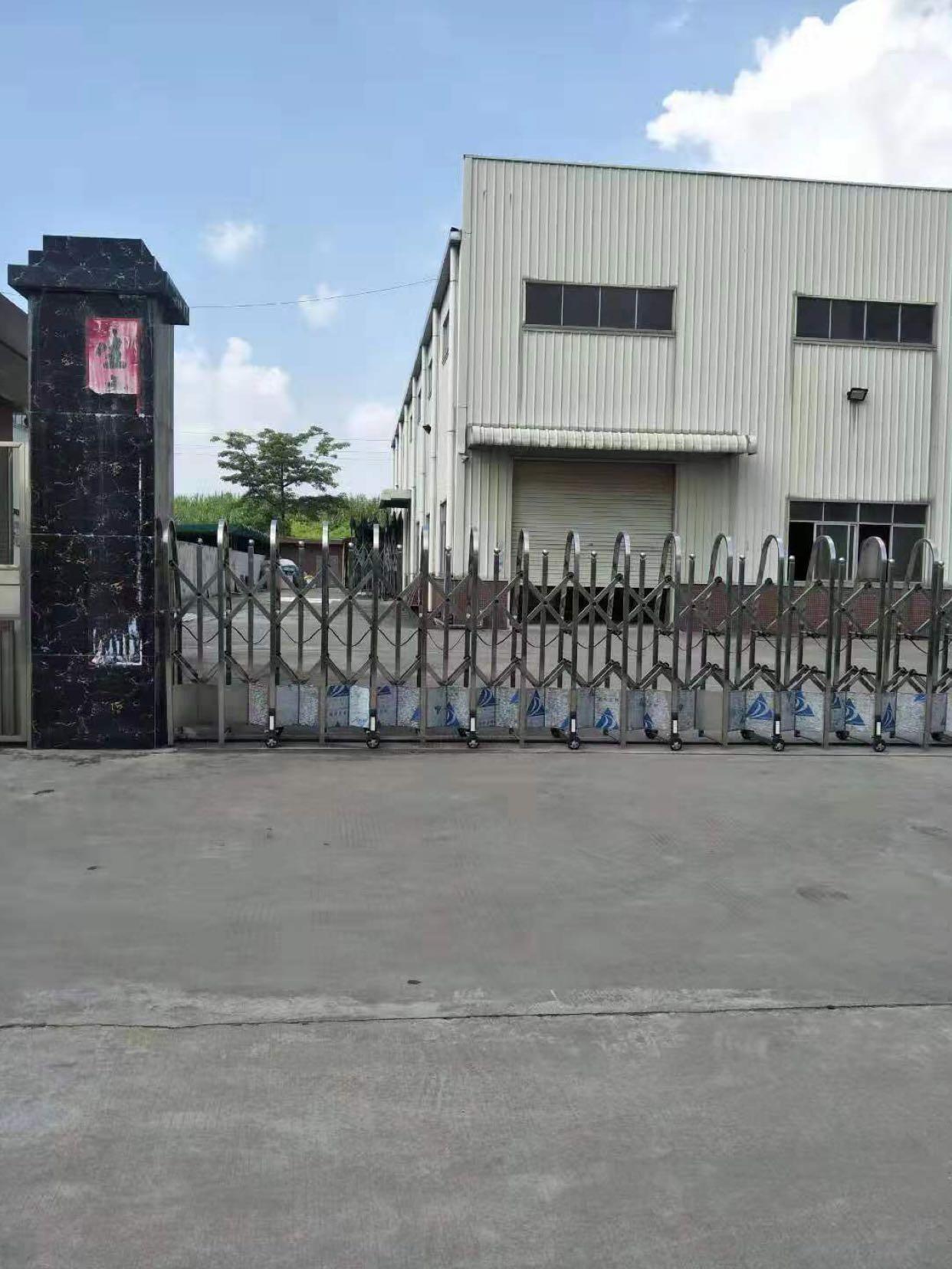 桥头镇国有证钢构小独院厂房5260平方滴水9米