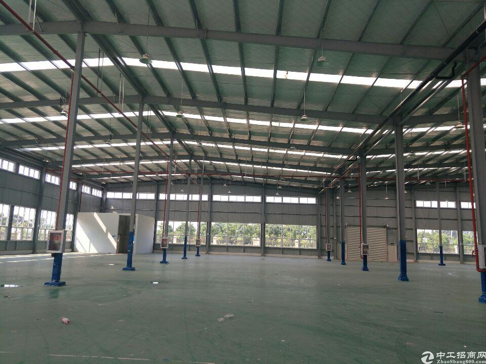 阳逻厂房4000平米,单独厂房,配套齐全