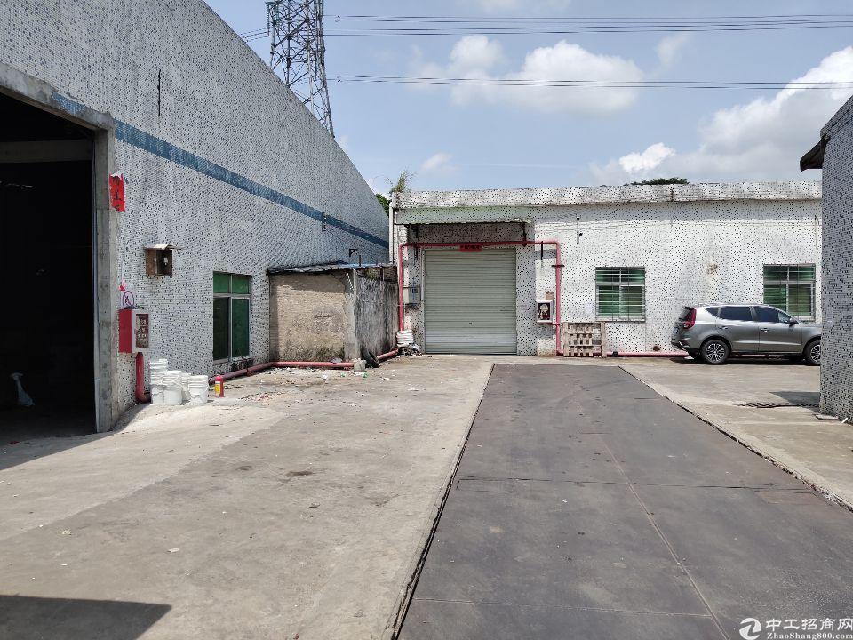 坪山高铁站附近新出一楼单一层厂房仓库可做生产
