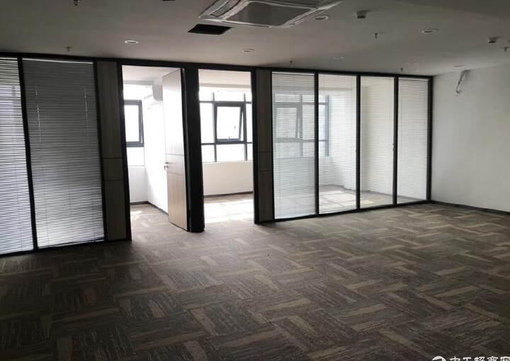 福永会展中心精装修写字楼300平方,做好隔间图片5