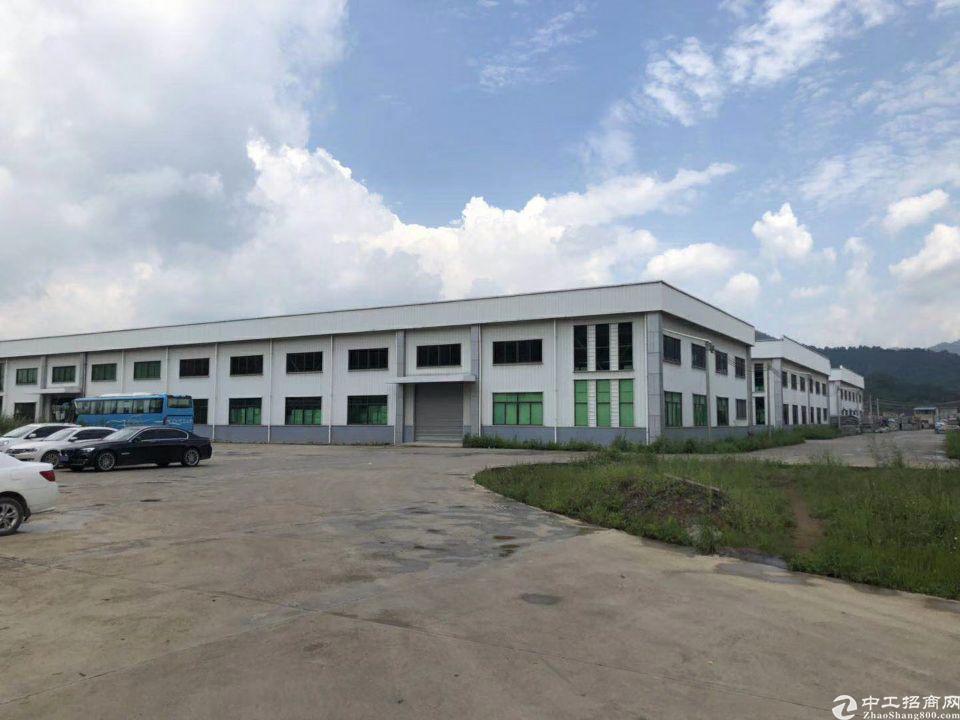 惠州大道旁2万平工业用地出售