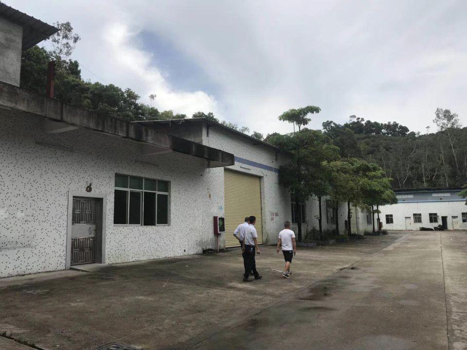 平湖新乐路一楼350平方米食品仓库出租带冻库
