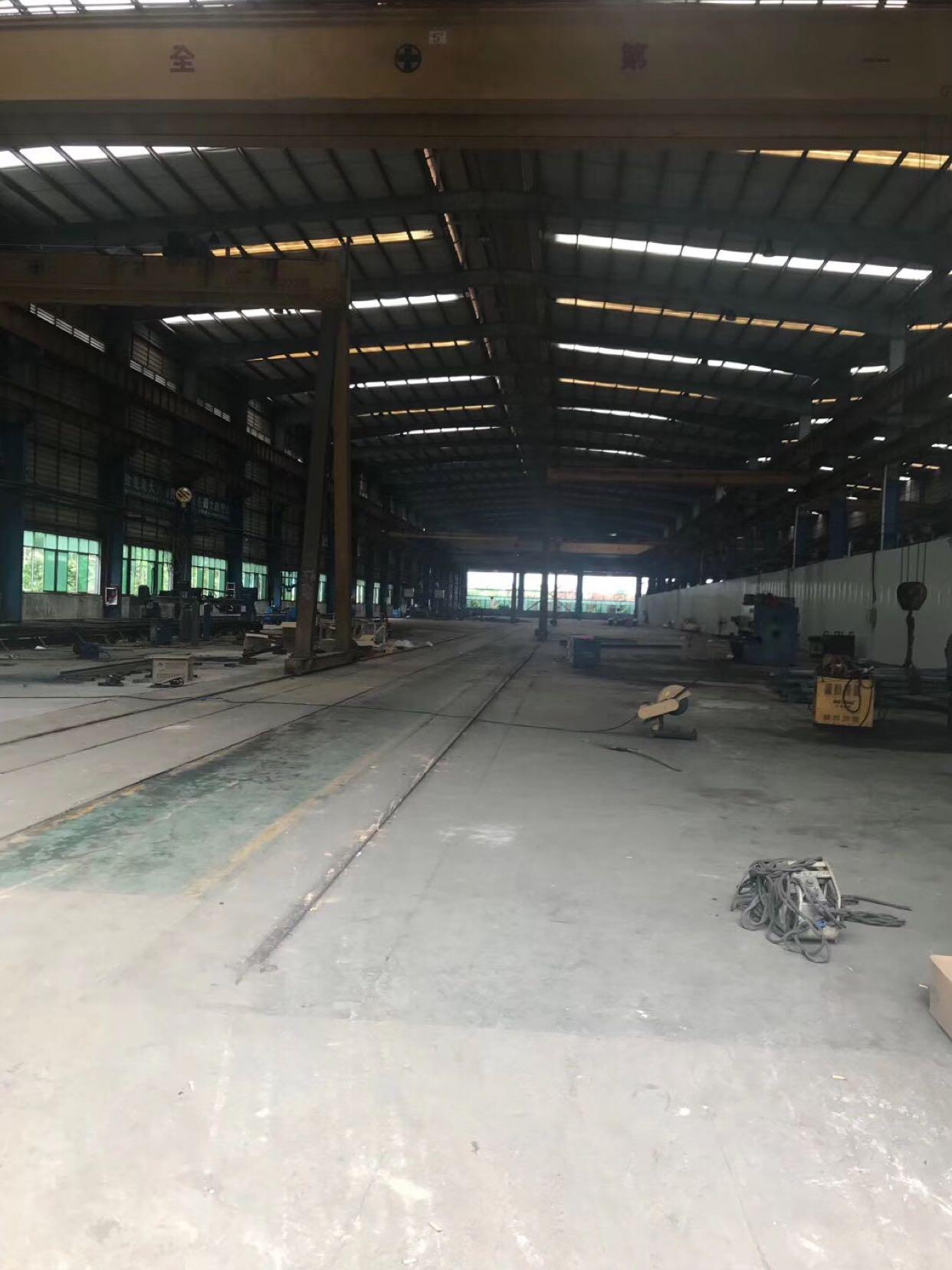 东莞水乡镇区十年回本单一层厂房出售!