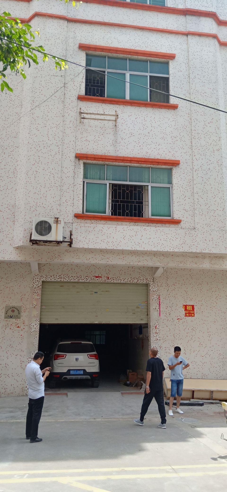 小工厂老板福音!厚街新出独栋厂房单层450平,一楼仅租15块