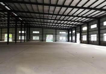 东莞高埗新出9米高独院钢构厂房5639图片2