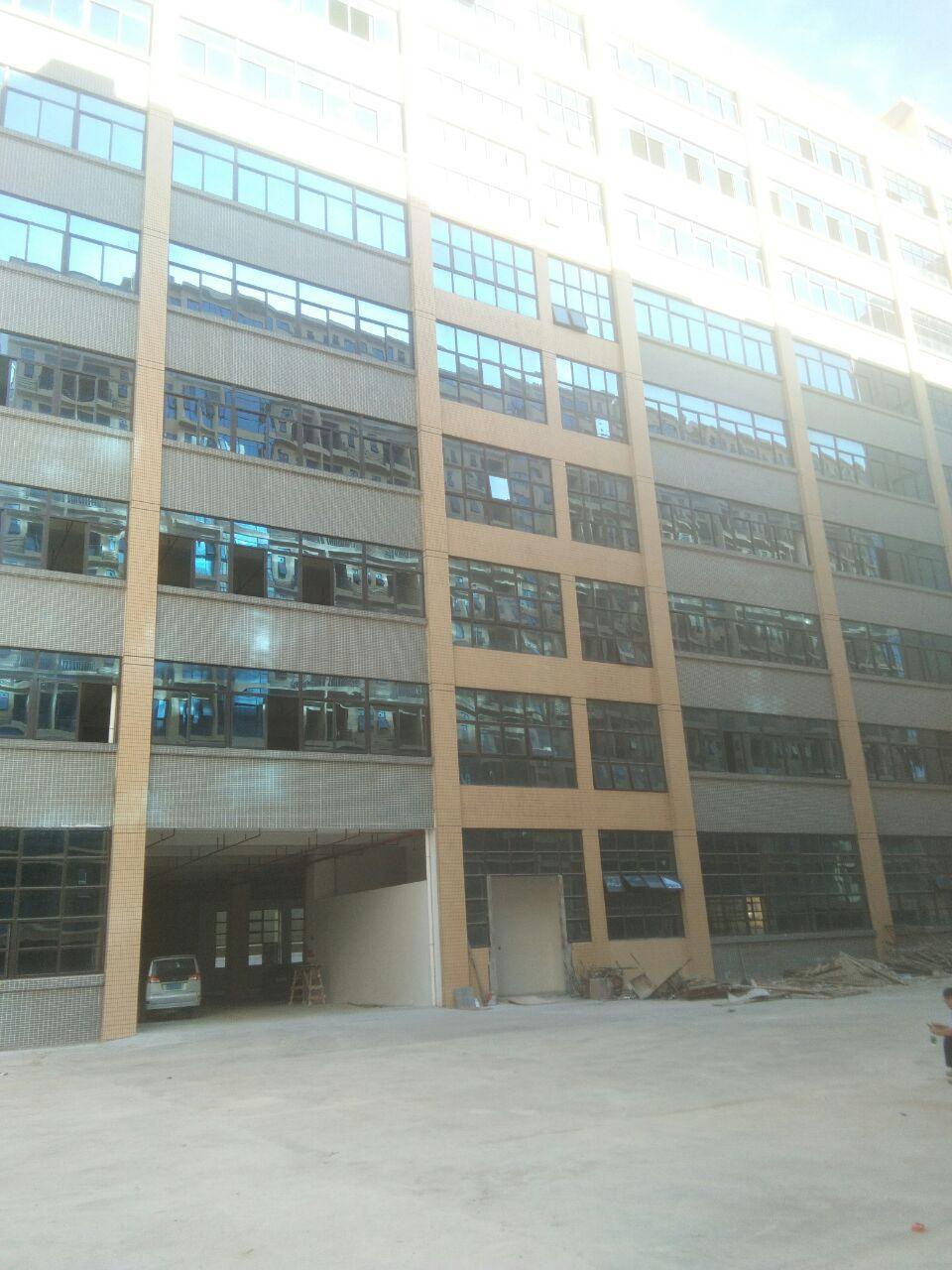 长安沙区单一层10000平方大小可分租-图2