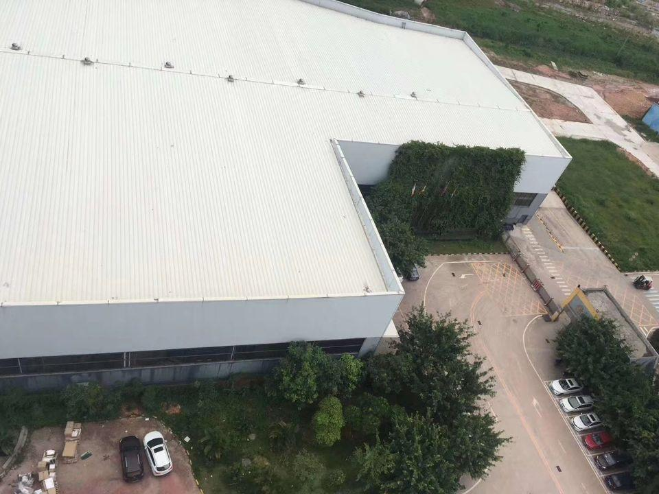 洪梅镇工业区标准厂房可分可整