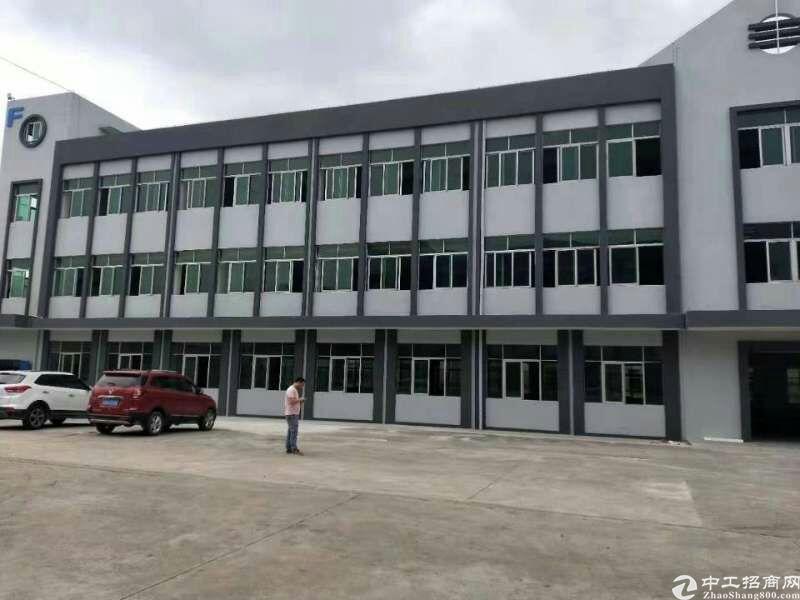 谢岗镇原房东独院高端标准厂房