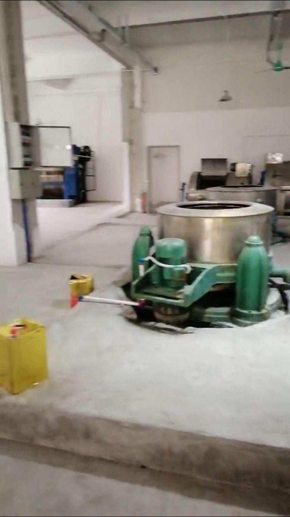 黄埔开发区永和新出8000平唯一可做洗牛仔洗水厂招租。