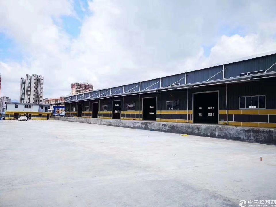 大亚湾滴水9高带卸货平台仓库16000平米出租