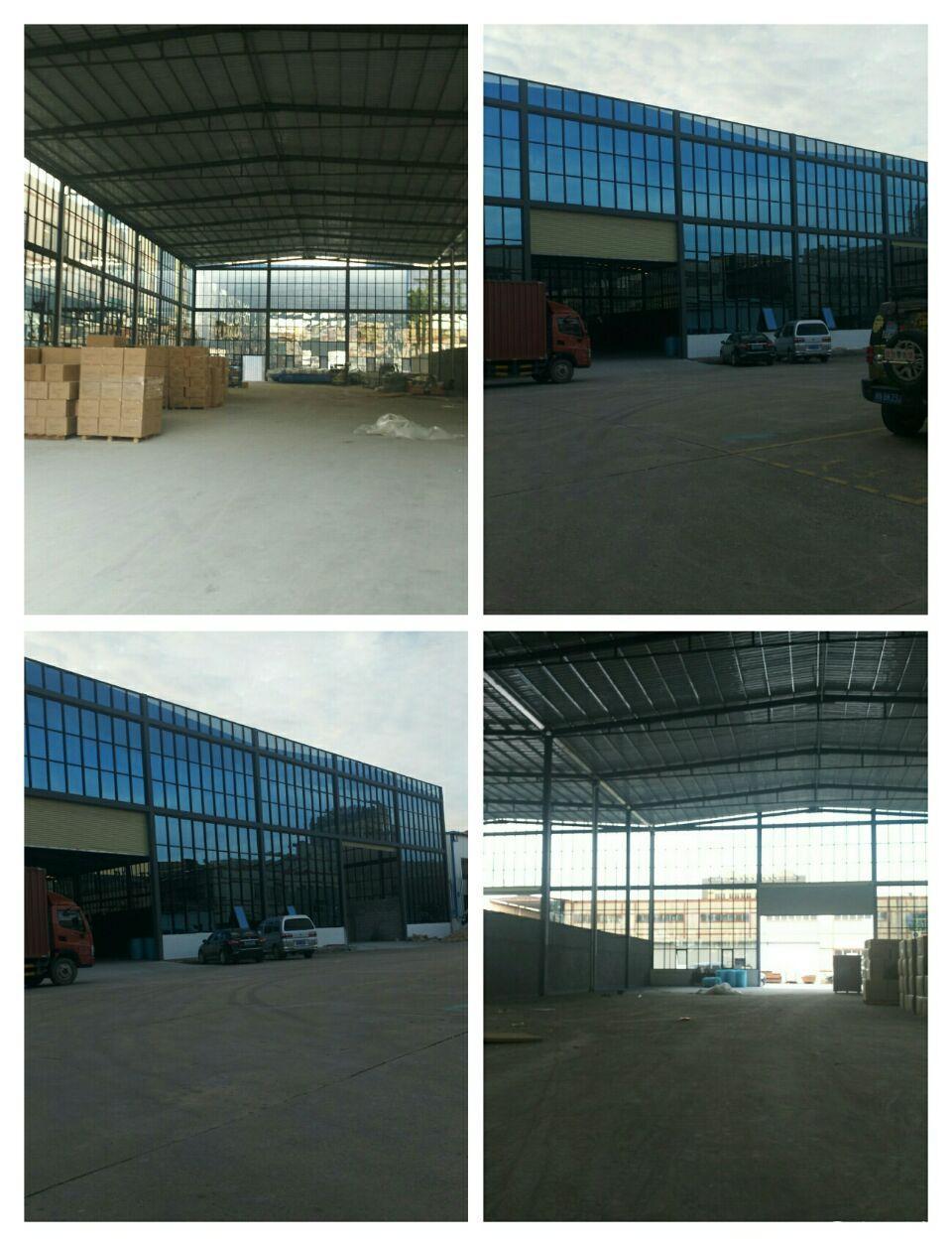全新玻璃层高12米单一层出租