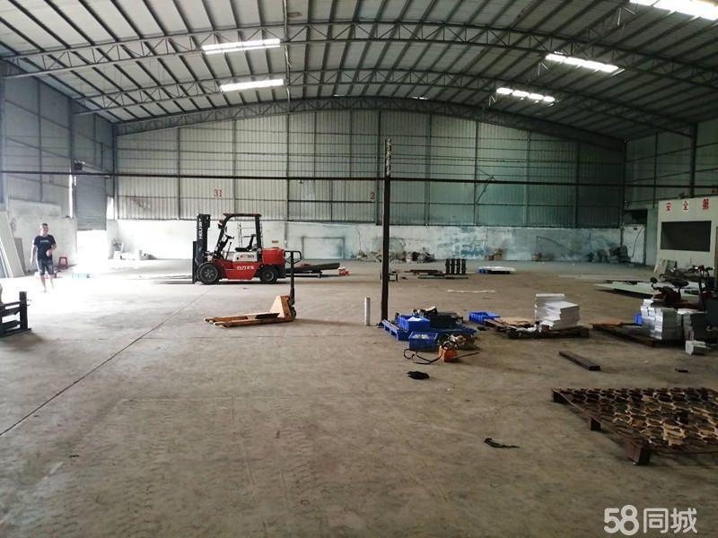 东莞东城下桥独院厂房分租单一层仓库800平