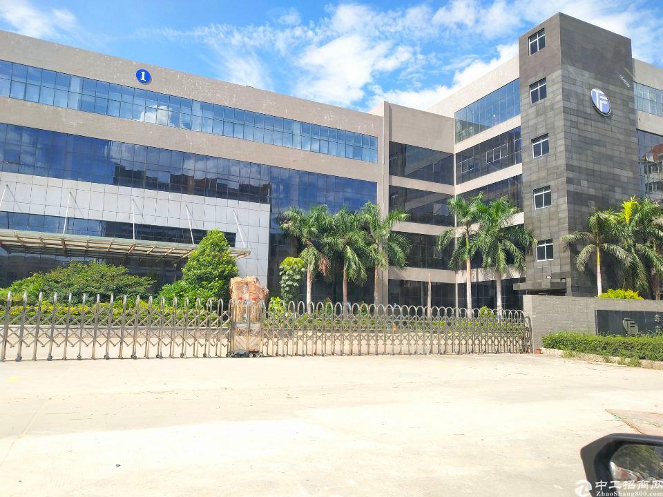 长安乌沙新出独院红本厂房实际面积两万方。