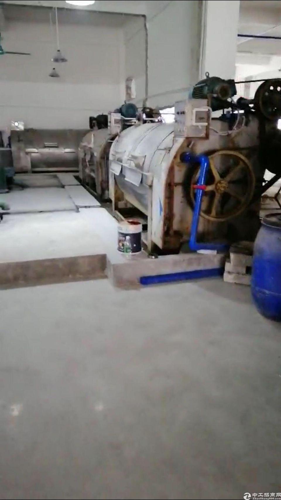 黄埔开发区永和新出8000平唯一可做洗牛仔洗水厂招租。-图2