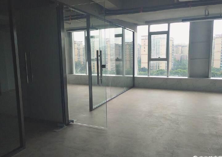 宝安福永地铁口90平写字楼出租图片5