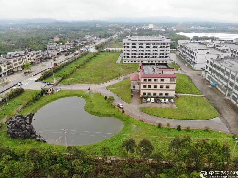 博罗县新出世界级工业区可分租厂房