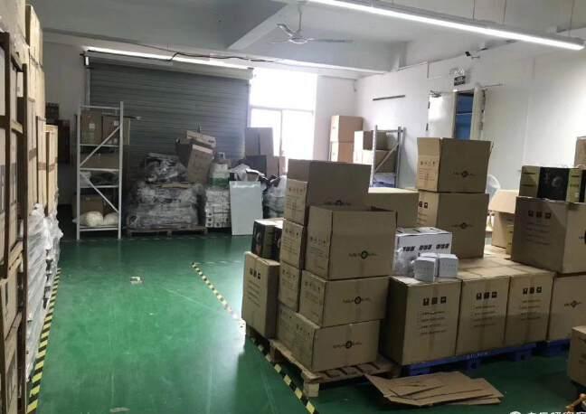 福永塘尾新出原房东2200平精装厂房出租