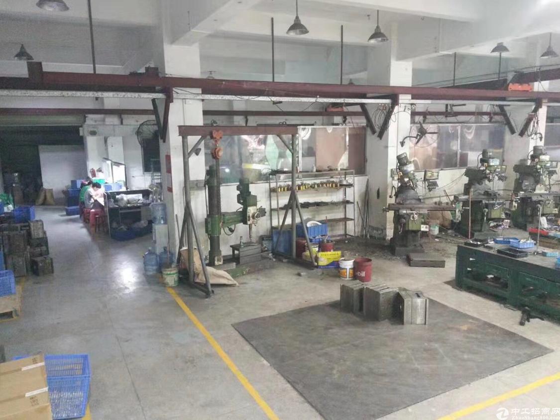 福隆村500平方带行车高6米厂房